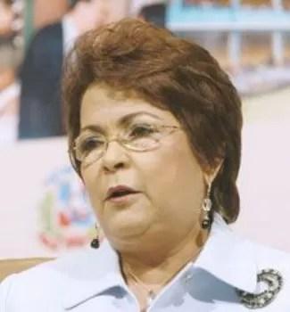 Alejandrina Germán dice en dos semanas tendrán nuevo PLD