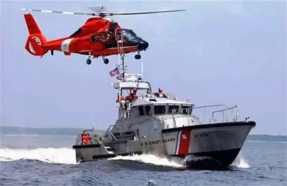Rescatan  3 personas viajaban en Yola que salió de Nagua
