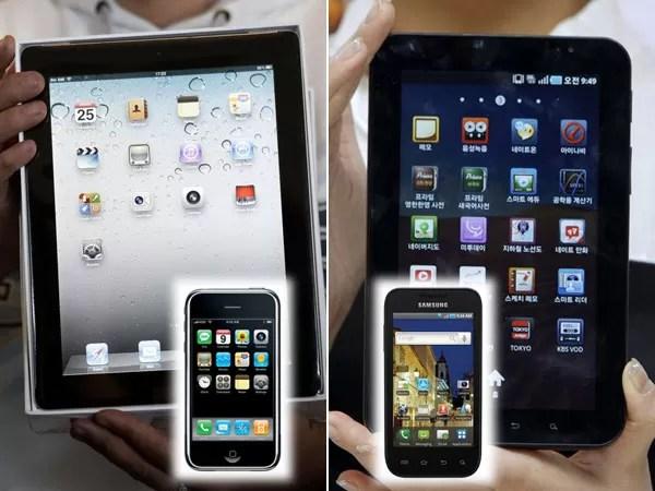 Samsung pagará USD 548 millones a Apple por el caso de patentes