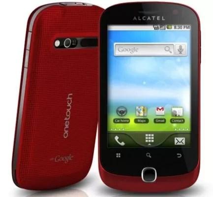 Alcatel One Touch presenta un nuevo teléfono