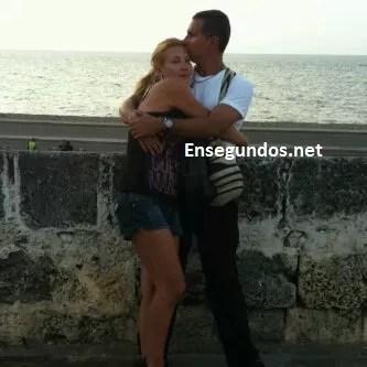 Foto: Carmen Elena Manrique hace oficial su amor por El Capo (Marlon Moreno)