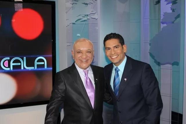 Jochy Santos fue entrevistado anoche en CNN en Español