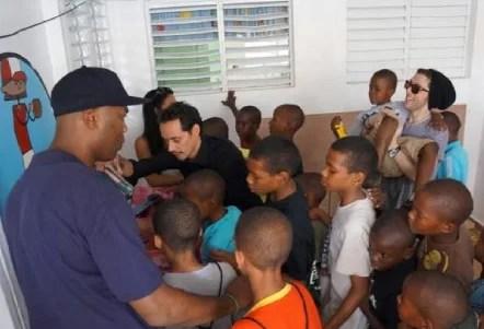 Marc Anthony de visita en La Romana por una buena causa