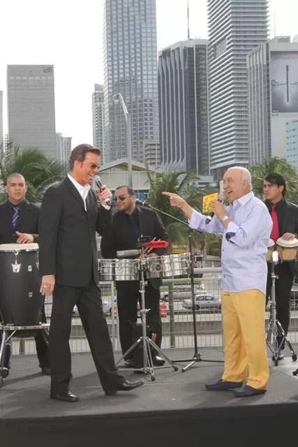Divertido con Jochy realizó  transmisión histórica desde Miami