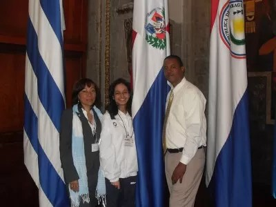 Estudiante dominicana gana tercer lugar concurso de ortografía