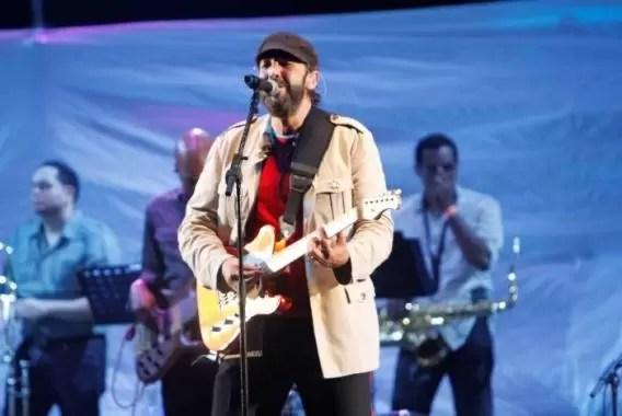 Juan Luis Guerra cierra con éxito el Festival de Viña del Mar