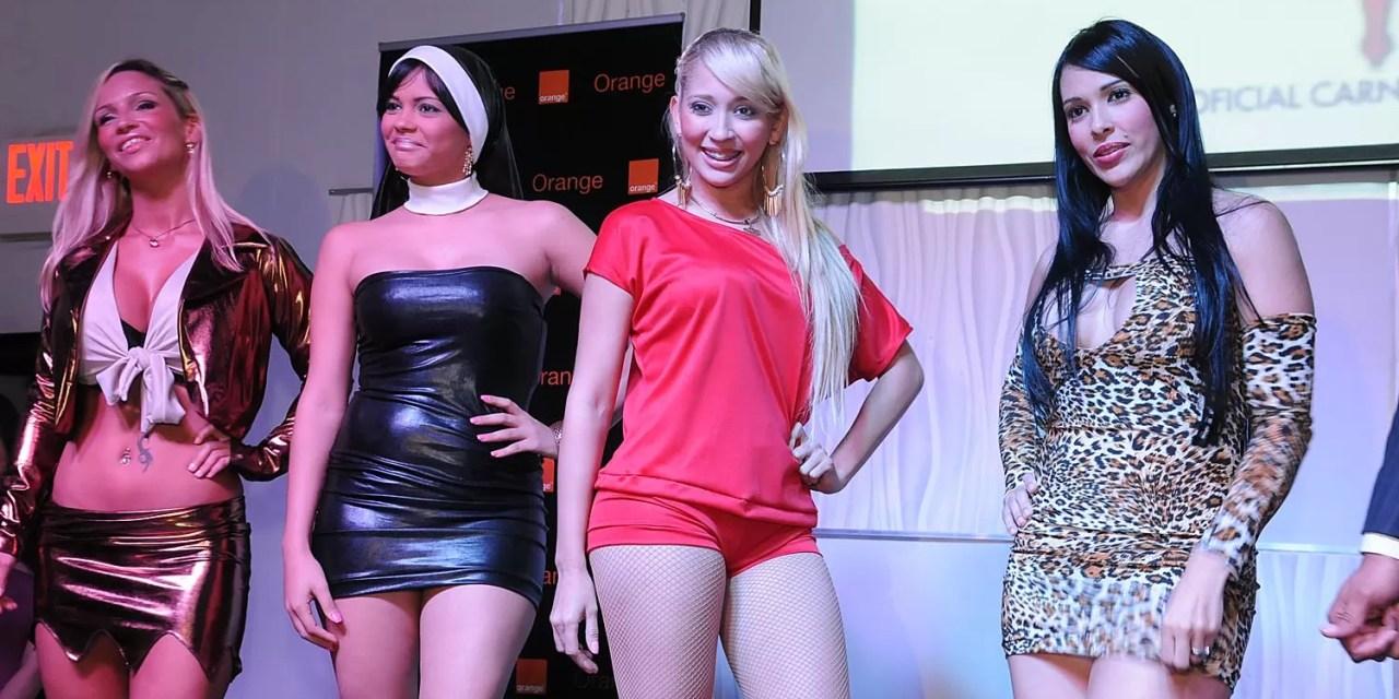 "Cuanta salud en ""Mr. Carnaval Vegano 2012"""