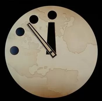 Científicos adelantan  un minuto el Reloj del Apocalipsis