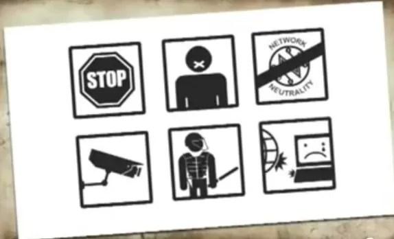 Video: Explicación clara y precisa sobre el proyecto de ley SOPA
