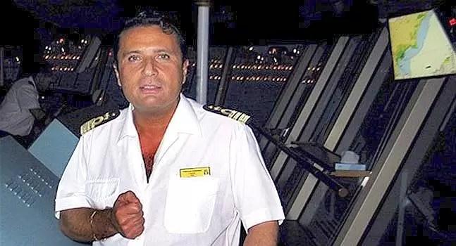 Capitán del 'Costa Concordia' da negativo en análisis de drogas