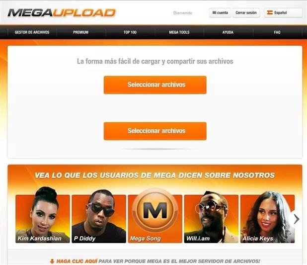 Alertan de malware que utiliza a Megaupload de cebo