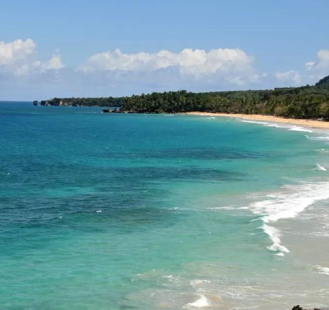 Yo amo mi país:  Playa Grande, Río San Juan