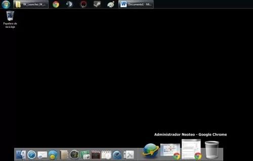 Barra Mac para Windows
