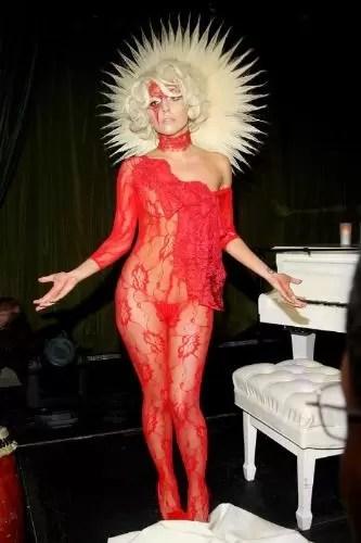 Lady Gaga como extratrerestre en Men In Black 3