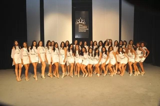 Anuncian se podrá elegir vía minimensaje una finalista en el Miss RD Universo 2012