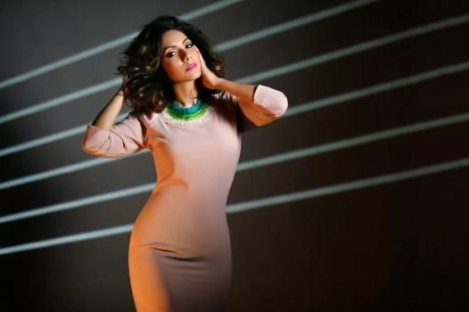 La comunicadora y productora de TV Miralba Ruiz.