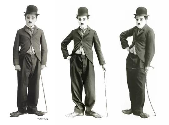 Un sombrero y un bastón que fueran del actor Charlie Chaplin se remataron a  un total de 100.000 dólares el domingo en Hollywood cbe176eb249