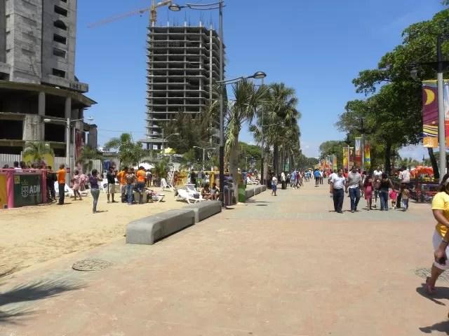 Garantizan la seguridad a vacacionistas en Güibia