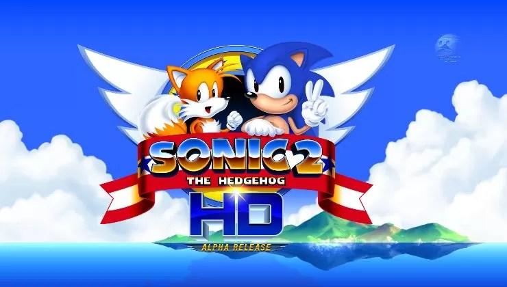Sonic 2 HD: Remake en alta definición y gratis