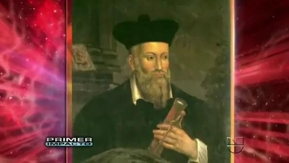 Predicción de Nostradamus se cumplió con el eclipse (video)