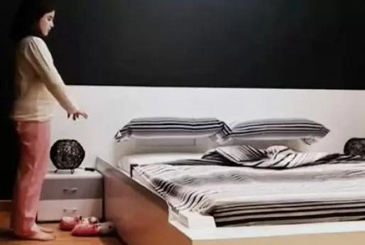 Por fin: la cama que se arregla sola