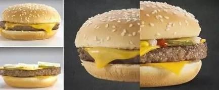 Así maquilla McDonald's sus hamburguesas para la publicidad (vídeo)