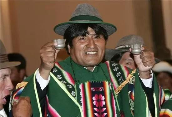 Bolivia: Congreso aprobó ley para que Evo Morales busque nueva reelección en 2019