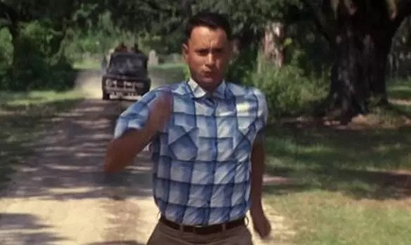 forest gump tom hanks