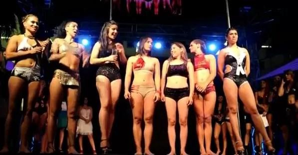 Video. Campeonato Miss Pole Dance Colombia 2012