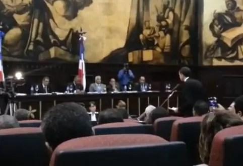 Sociedad Civil repudia proyecto de ley que privatizaría toda el agua de República Dominicana