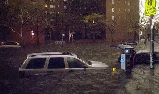 Sandy en Nueva York