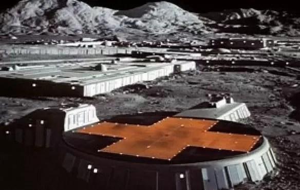 ¿Edificios en la Luna?: fotos y videos que censuró la NASA