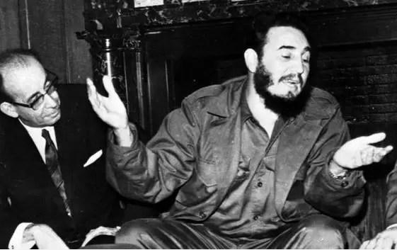 Fidel Castro contrató a dos exnazis en 1962 para que entrenen a sus militares