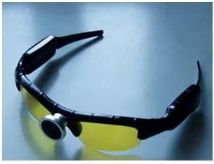 Crean unos lentes para que los ciegos puedan ver