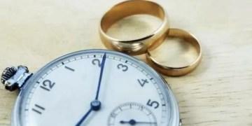 La edad perfecta para casarse