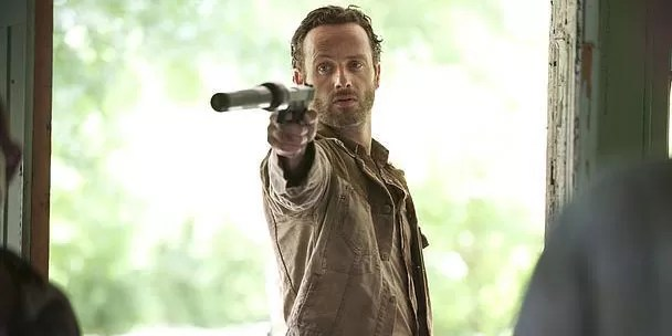 Rick thewalkingdead