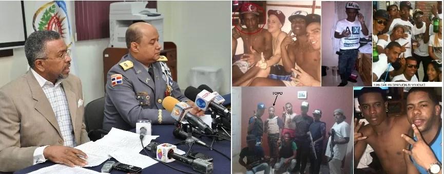 La Policía designa comisión investigará circunstancias en que cayó abatido Gilbert