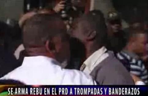 Video de los pleitos del PRD ayer presentados por Julio Clemente