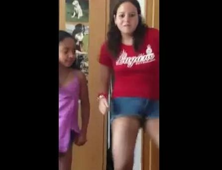 Española bailando dembow en Suiza (vídeo)