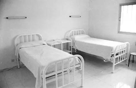 hospital cama