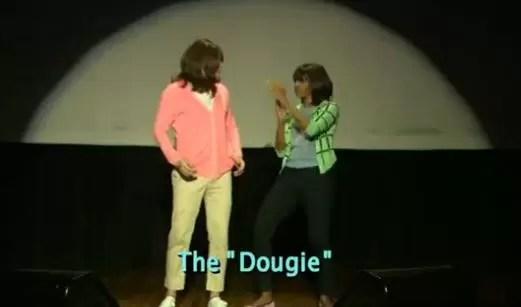El baile de Michelle Obama (vídeo)