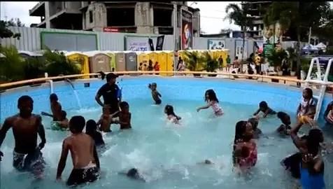 Un día en Güibia (video)
