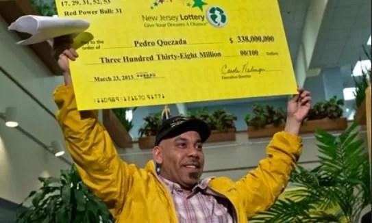 Dominicano ganó lotería en EEUU en juicio con expareja por el dinero