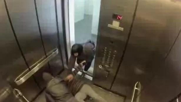 ¿Qué harías si ves un asesinato? (vídeo)