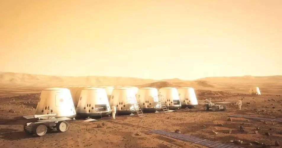 Se buscan astronautas para el primer viaje a Marte… sin retorno