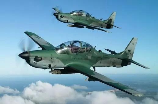 Cae al mar un avión en el Show Aéreo del Caribe