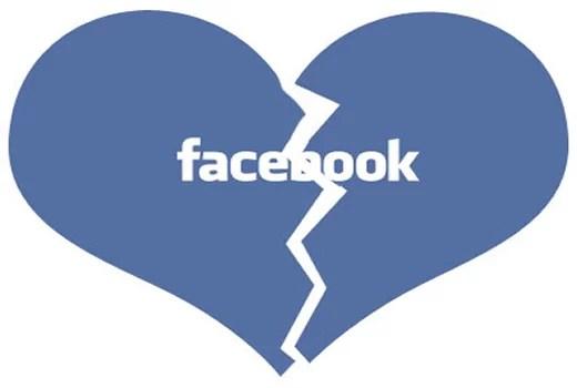 ¿Borraste a tu ex de Facebook?