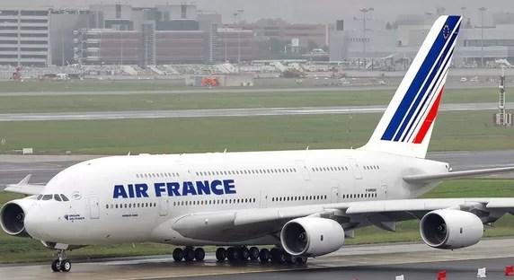 Dos vuelos de Air France desviados en EEUU por falsa alerta de bomba