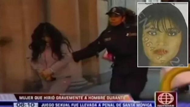 Perú: prisión a mujer que hirió a amante en ritual sadomasoquista con pelapapa