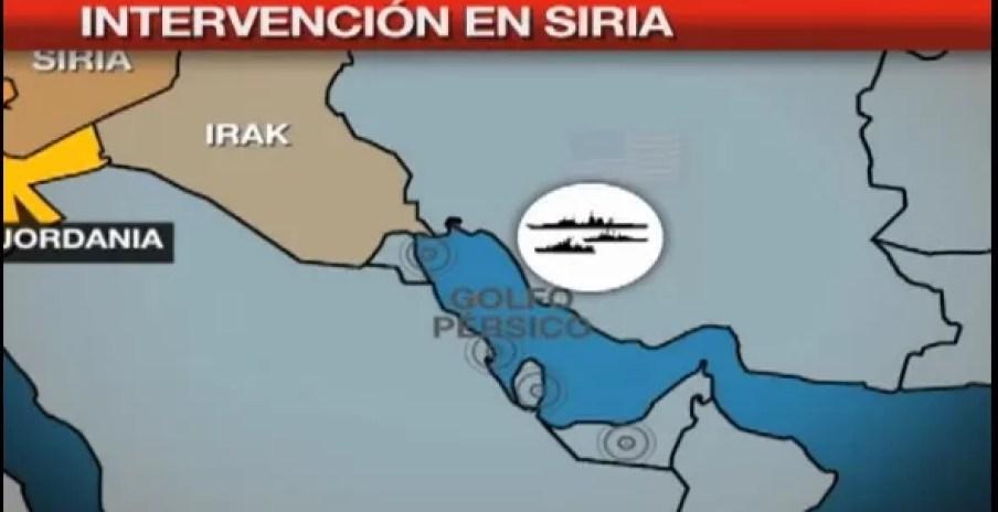 Rusia envía tanques y artillería a Siria